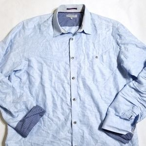 Ted Baker London Long Sleeve Button Shirt